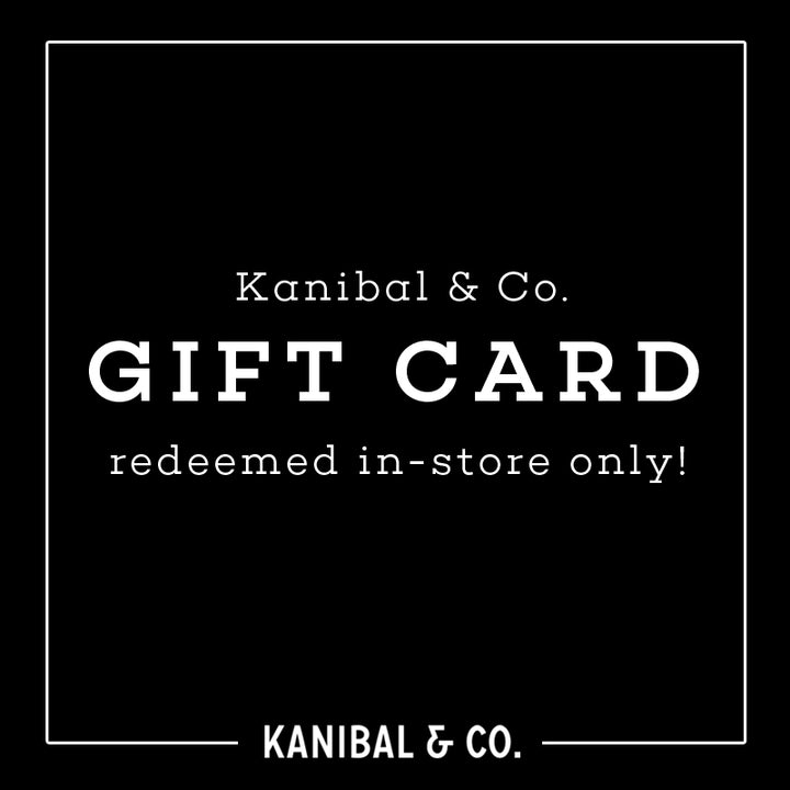 Kanibal & Co. Gift Card