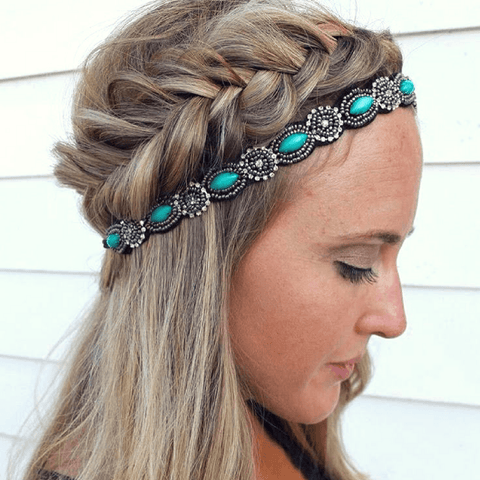 Teal Lush - Headbands of Hope