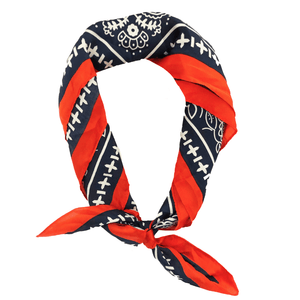 Rodeo Headscarf in Red, White & Blue - Headbands of Hope