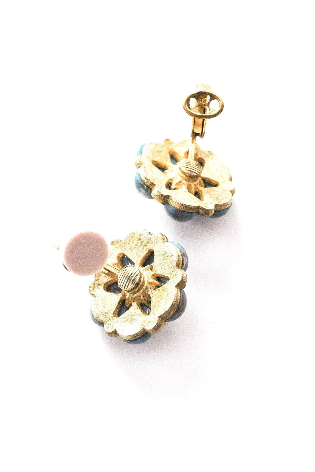 Round Clip-on Earring Pads