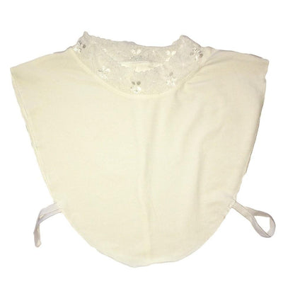 Hurrem Neck cover Hurrem Ivory Neck Cover with Lace (Boyunluk) - Modefa