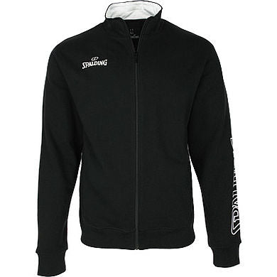 Spalding Team II Zipper Jacket Black