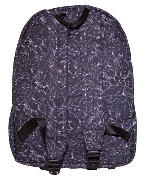 HYPE MONO POOL BACKPACK RUCKSACK BAG - BLACK