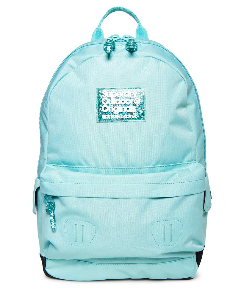 SUPERDRY PIXIE DUST MONTANA RUCKSACK - MINT