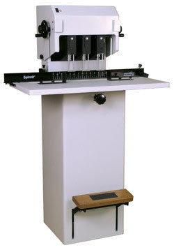 Spinnit FMMS-3  3-Spindle, Fixed Head - Justbinding.com