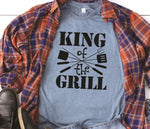 King of the grill!
