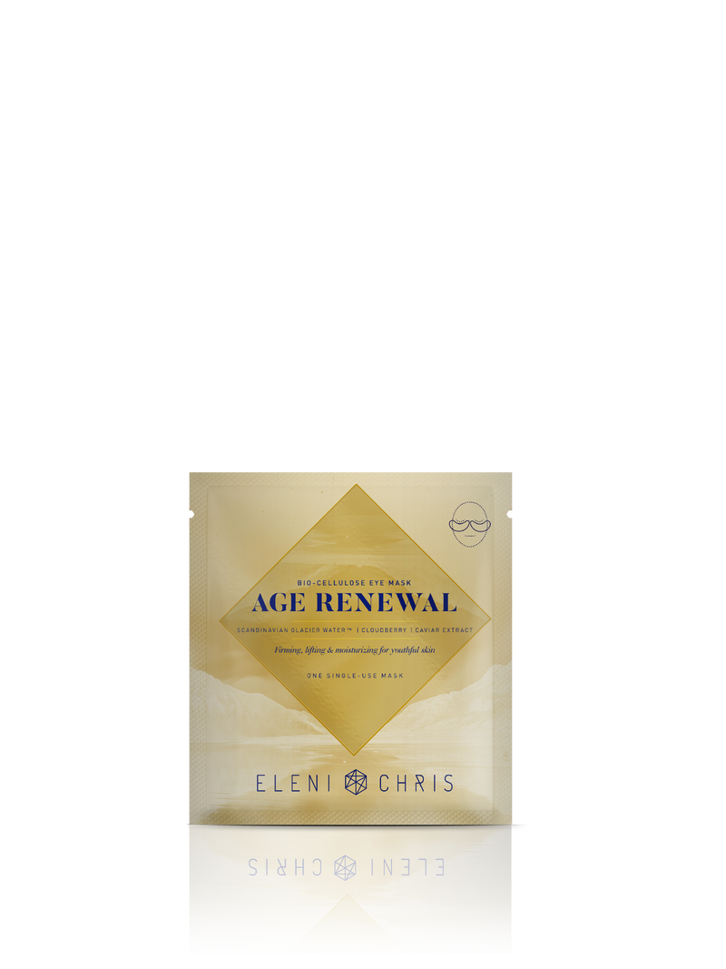 Age Renewal Eye Mask Single