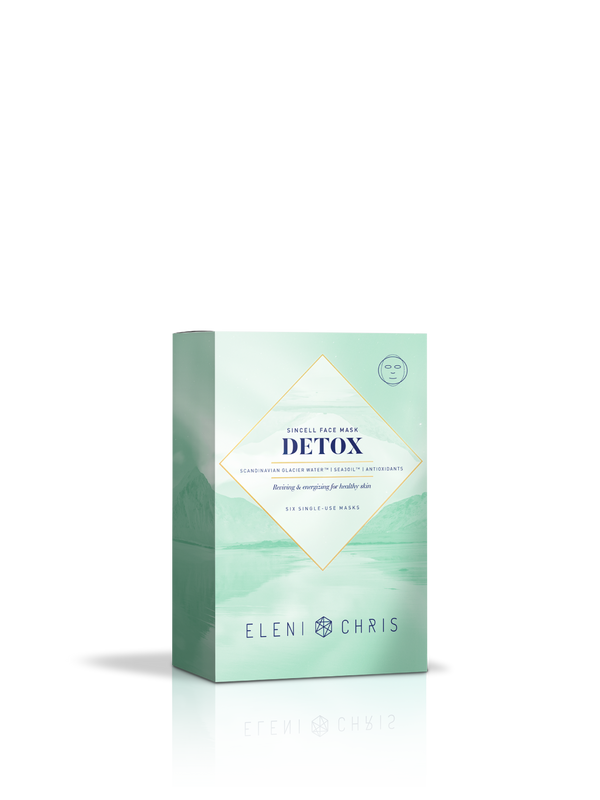 Detox Face Mask 6 pack