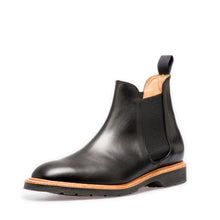 Lifestyle Chelsea Boot in Black