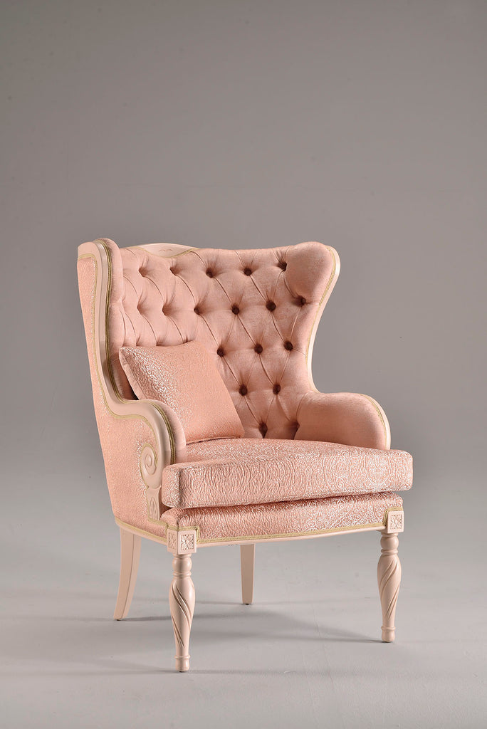 Valeria Wingback Chair