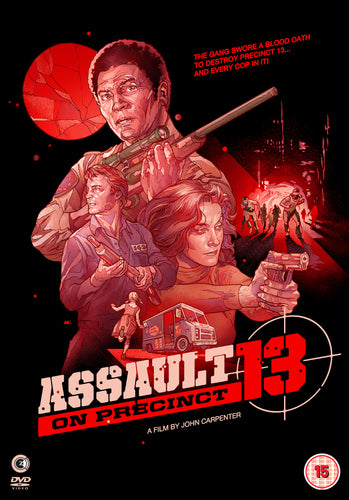 Assault on Precinct 13 40th Anniversary Edition