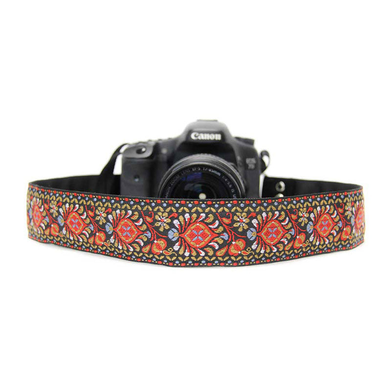 Women's Camera Strap | Harmony | USA Made | Capturing Couture