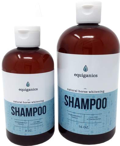 All Natural Whitening Shampoo