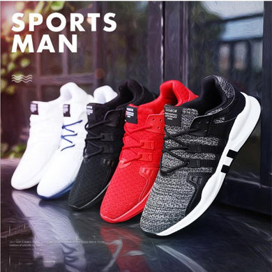 Men's Mesh Breathable Running Sneakers