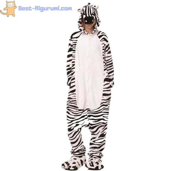 Zebra Onesie for Adults | Kigurumis for Men & Women -Best Kigurumi