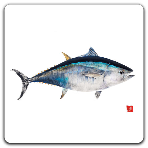 Bluefin Tuna Coaster