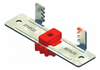 Resilmount® MBFR Adjustable Direct Fix Furring Channel Resilient Clip - Buildcorp Direct