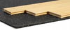 Resilmat® RM602 2mm Recycled Rubber Impact Sound Isolation Floor Underlayment (300sf/roll) - Buildcorp Direct