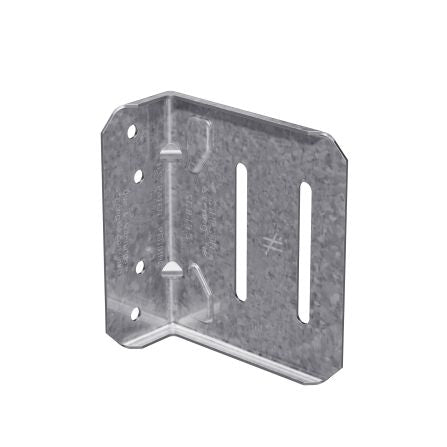 SCB43.5-KT BY-PASS SLIDE CLIP 4X3.5 W/SCREWS 25PAK
