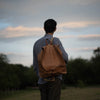 Artisan Backpack | Caramel Backpack Stash - Stash Co