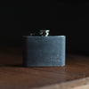 Flask 4oz | 1900 Gray Flask Stash - Stash Co