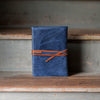 Artisan Journal with Wrap | Royal Journal Stash - Stash Co