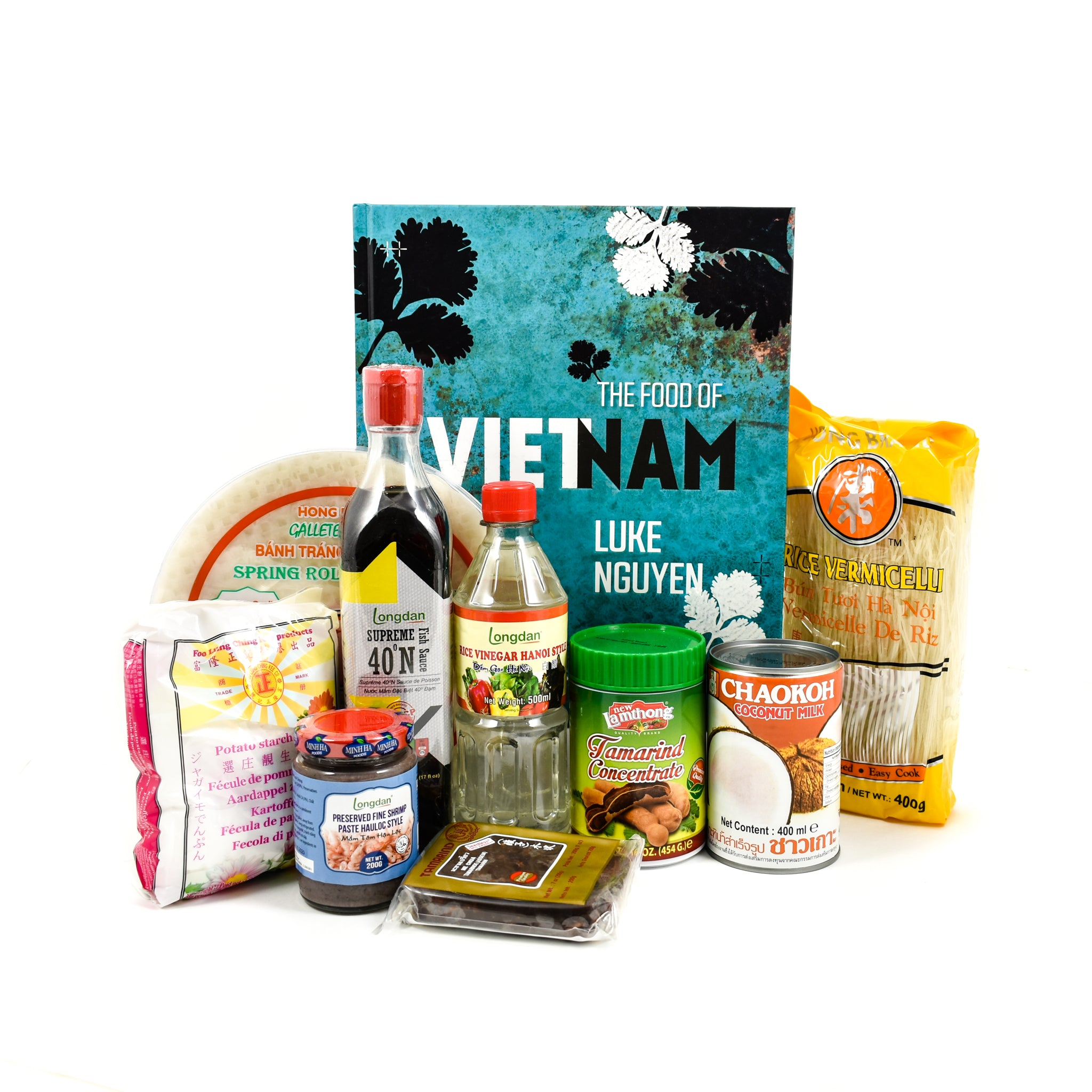 Authentic Vietnamese Cooking Set