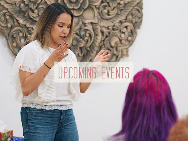 Rose Rendon Upcoming Events