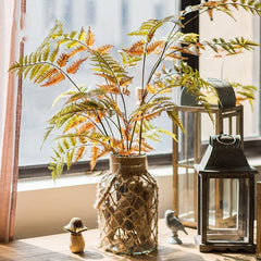 Artificial Plant Cyathea Leaf Stem 34