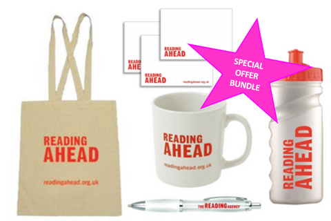Limited edition Reading Ahead incentive bundle!