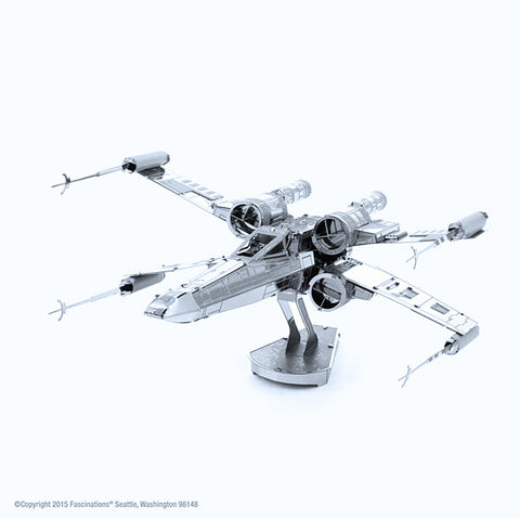 Star Wars X-Wing 3-D Metal Earth Model