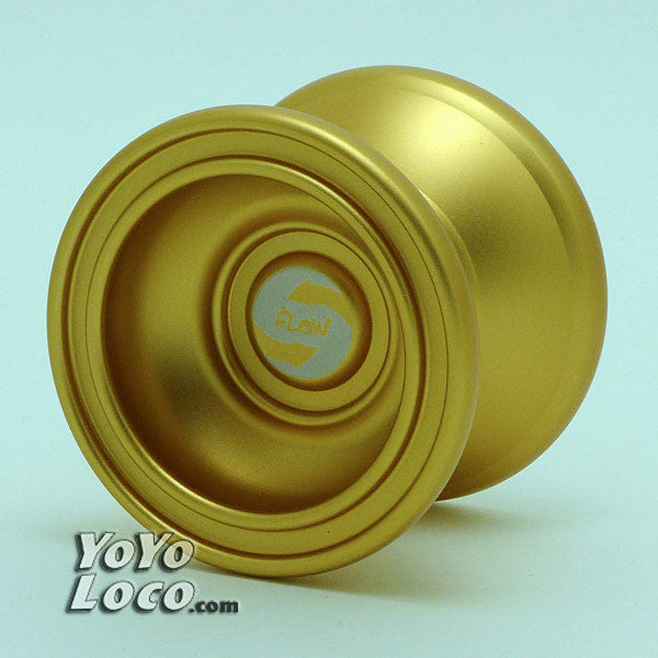Spin Dynamics Flow YoYo, Gold