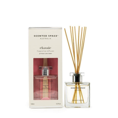 Crushed Fig 100ml Reed Diffuser