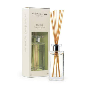 Green Tea 200ml Reed Diffuser