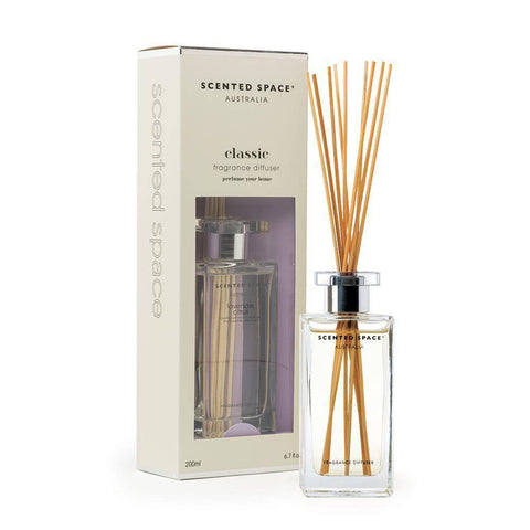 Lavender Citrus 200ml Reed Diffuser