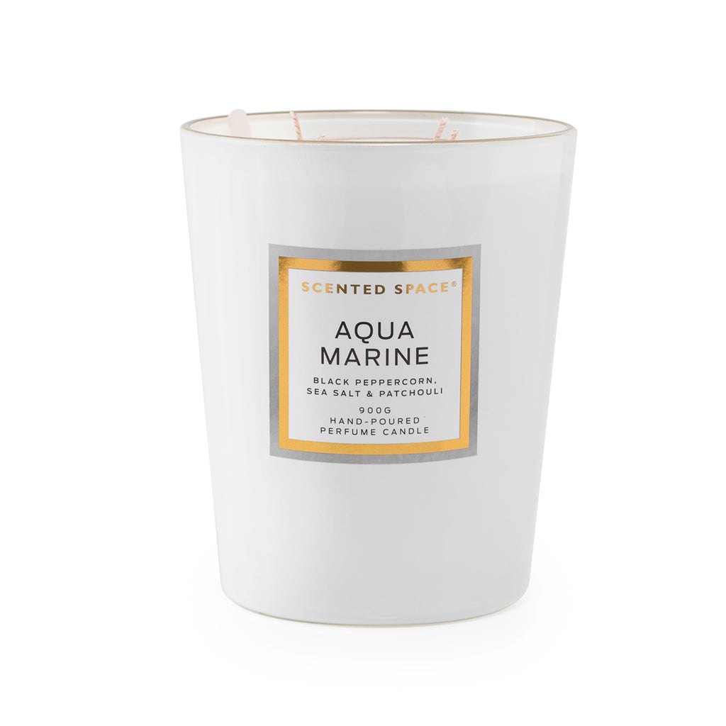 Aqua Marine 900g Scented Soy Candle