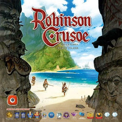 Robinson Crusoe Adventures on the Cursed Island 4th Edition