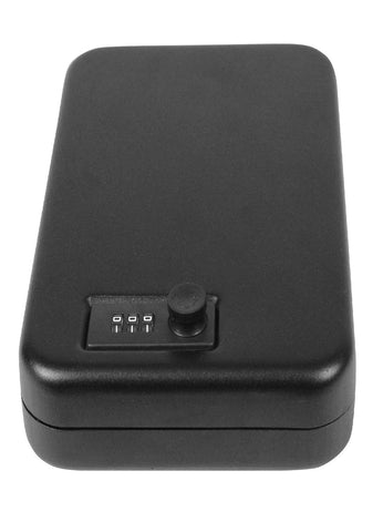 SportLock SafeLock Single Handgun Safe with Combination