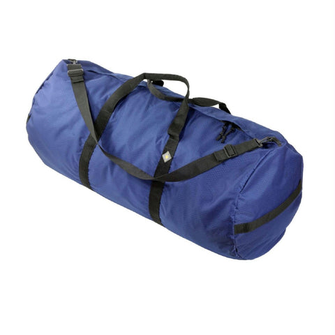 North Star Sport Duffle Bag 18in Diam 42in L - Pacific Blue