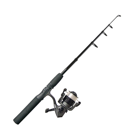 Zebco Ready Tackle Spin Telescopic Combo 8#