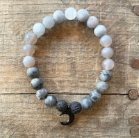 The Phases of the Moon Bracelet