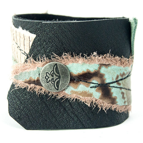Twisted Tuscan Cuffs