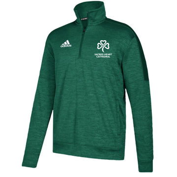 Adidas Men's Quarter Zip Sweatshirt