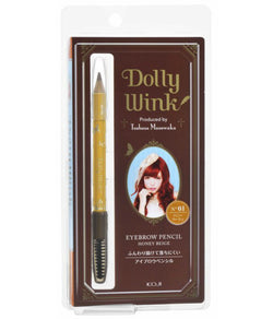 Koji Dolly Wink Eyebrow Pencil - 01 Honey Beige