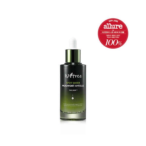 Isntree Spot Saver Mugwort Ampoule
