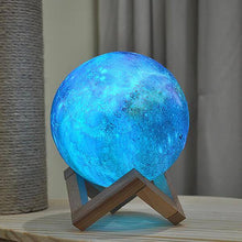 Load image into Gallery viewer, GalaxyGoodz™ 3D Galaxy Lamp with Stand