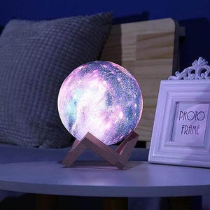 GalaxyGoodz™ 3D Galaxy Lamp with Stand