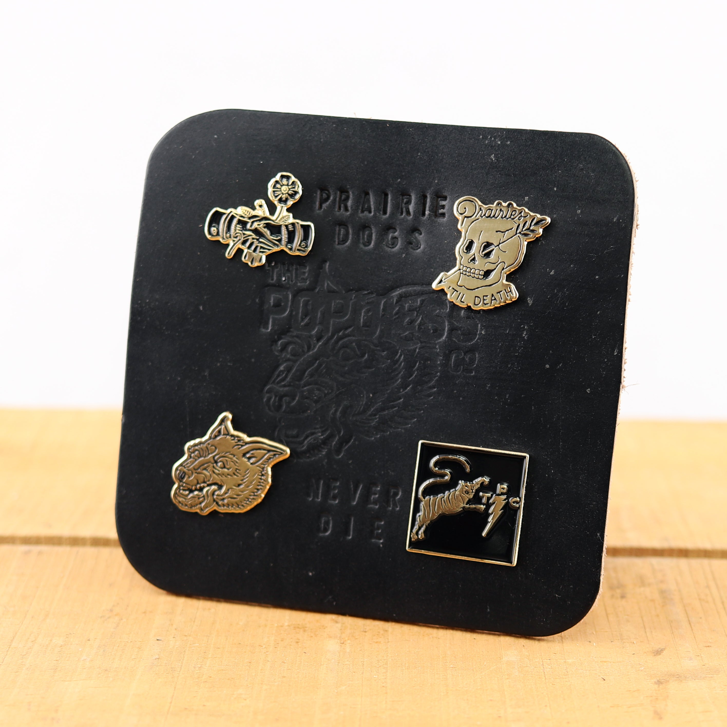 4 Pack Pin Set - The Populess Company