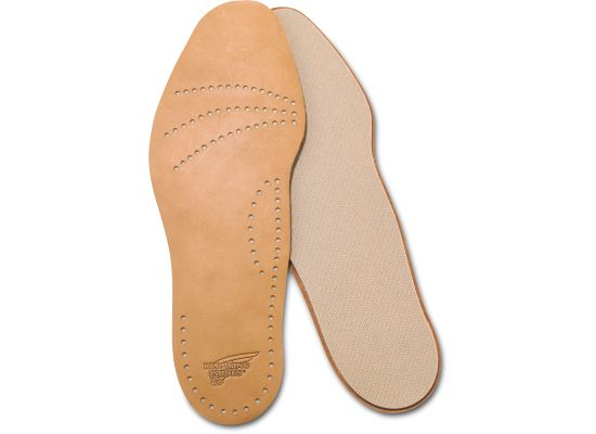 FOOTBED 96356 - Leather - The Populess Company