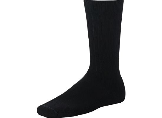 CLASSIC CREW RIB SOCK 97161 - Black - The Populess Company